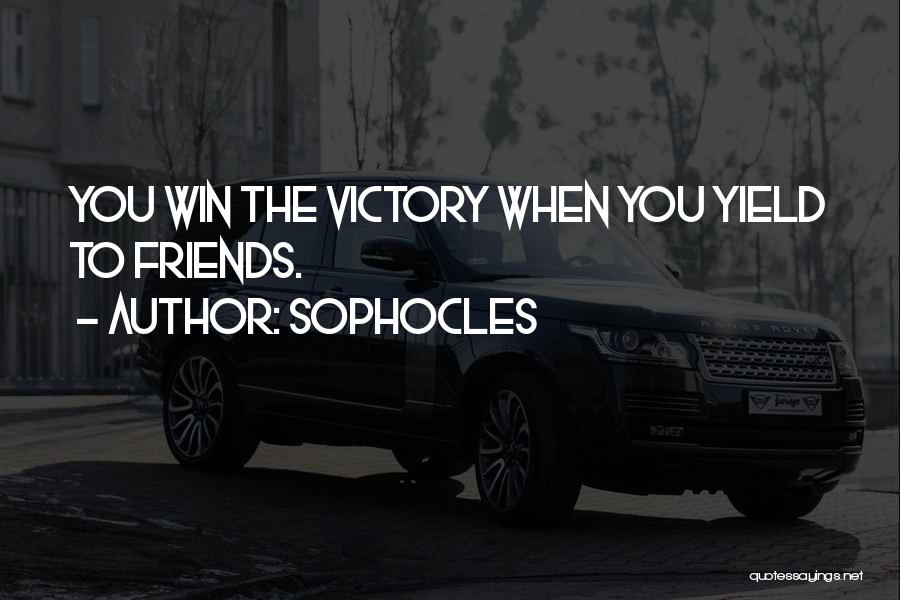 Sophocles Quotes 1614131