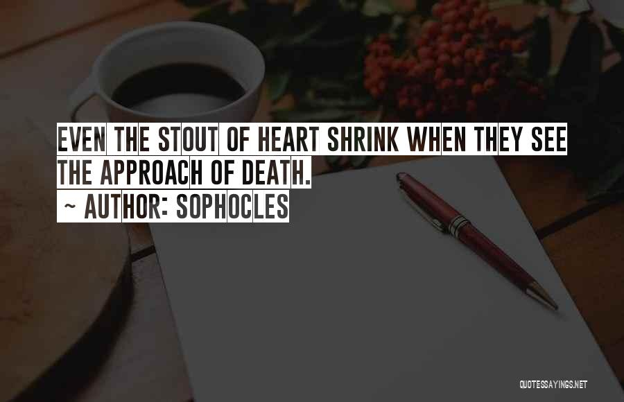 Sophocles Quotes 168329