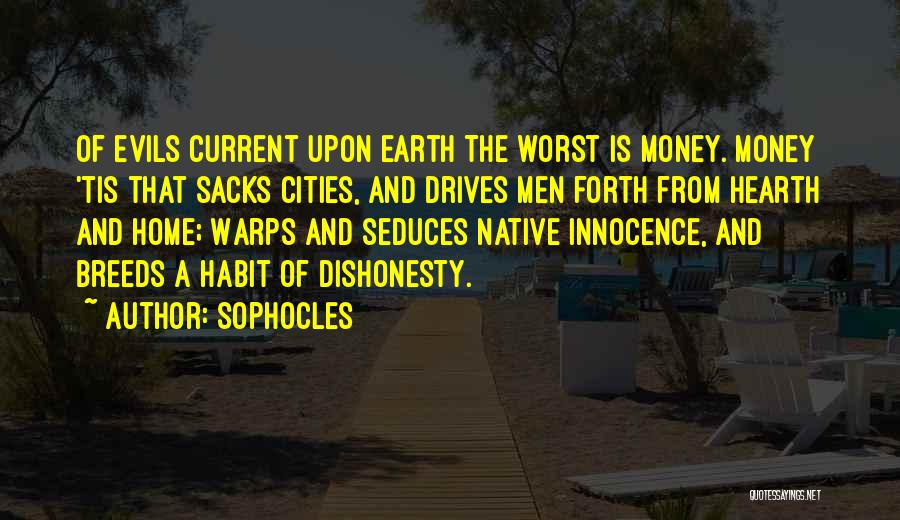 Sophocles Quotes 1774658