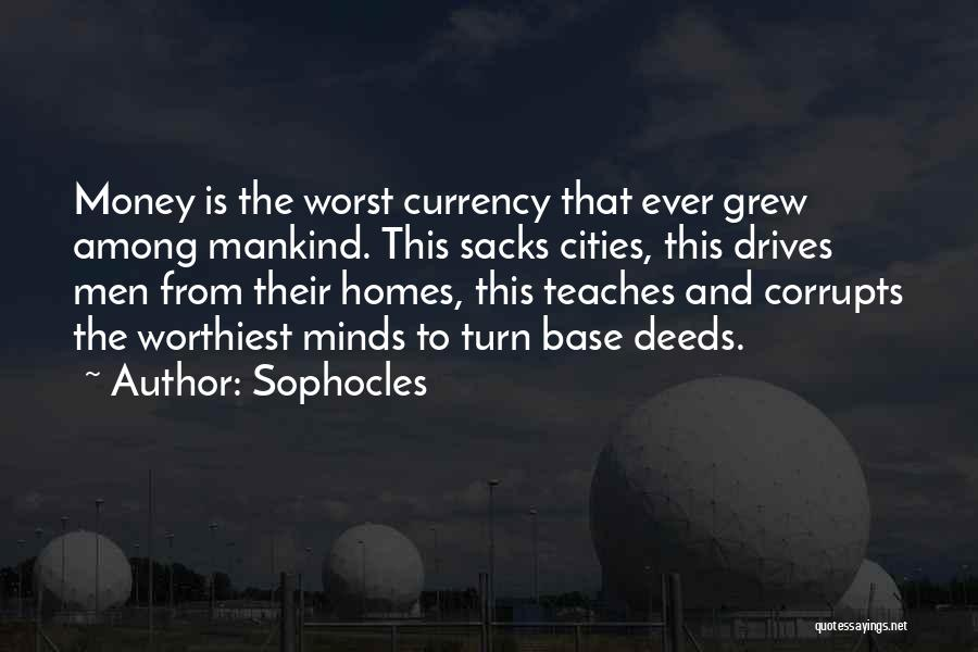 Sophocles Quotes 1776333