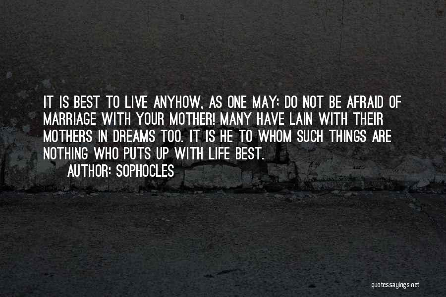 Sophocles Quotes 1878661