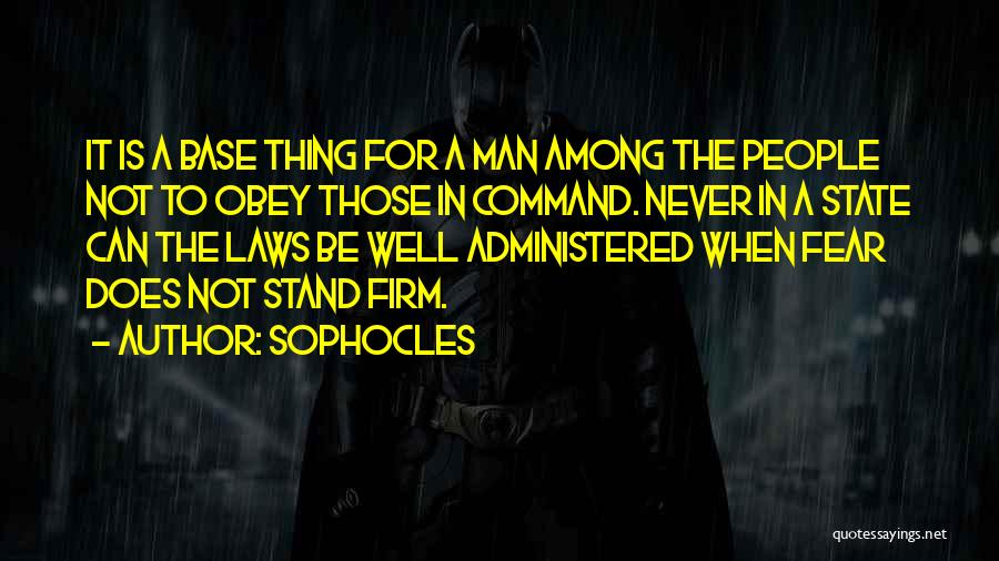 Sophocles Quotes 1893220