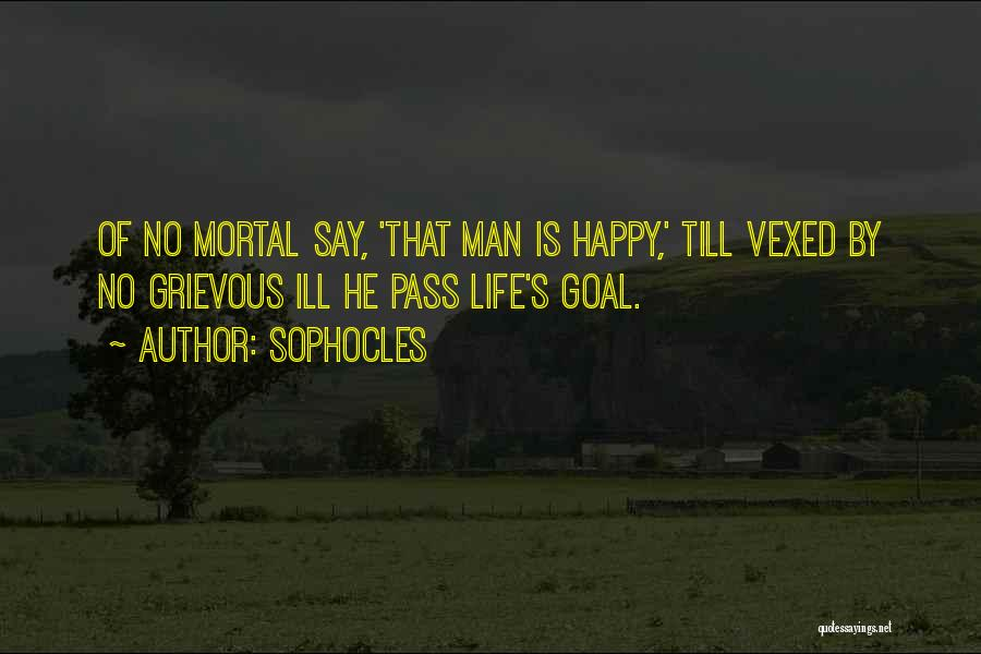 Sophocles Quotes 1928186