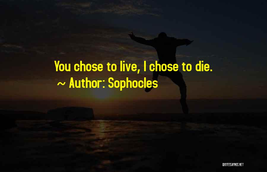 Sophocles Quotes 2067178