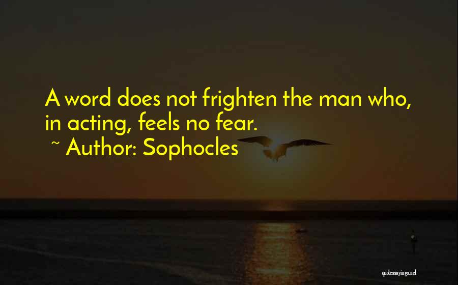 Sophocles Quotes 2082836