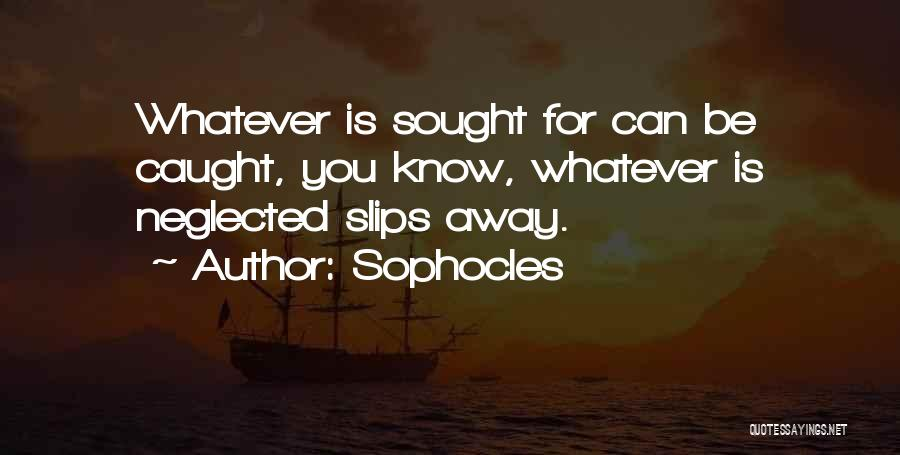 Sophocles Quotes 2213149