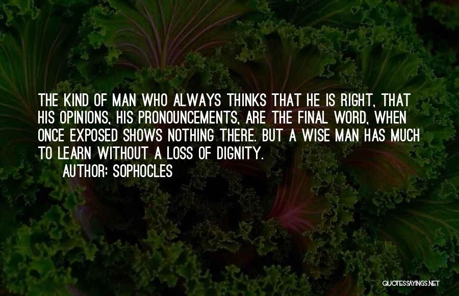 Sophocles Quotes 2241241