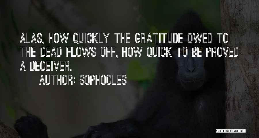Sophocles Quotes 301061
