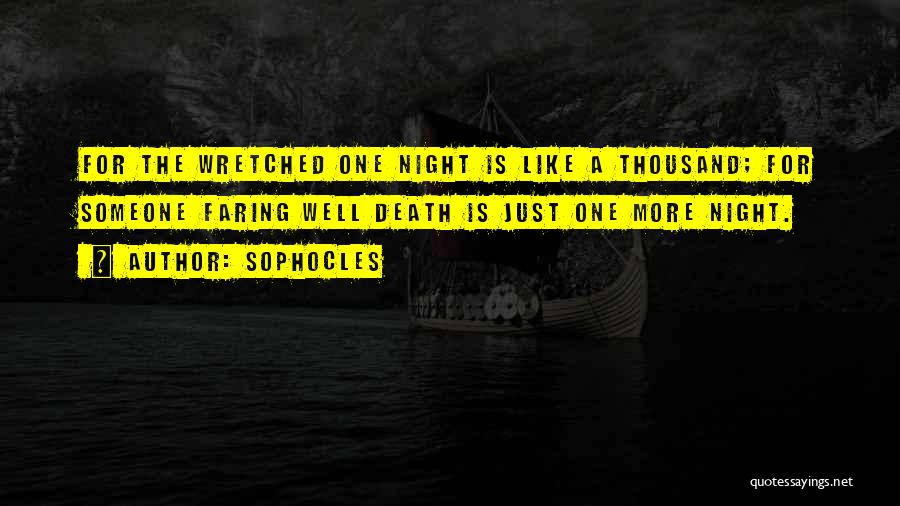 Sophocles Quotes 633428