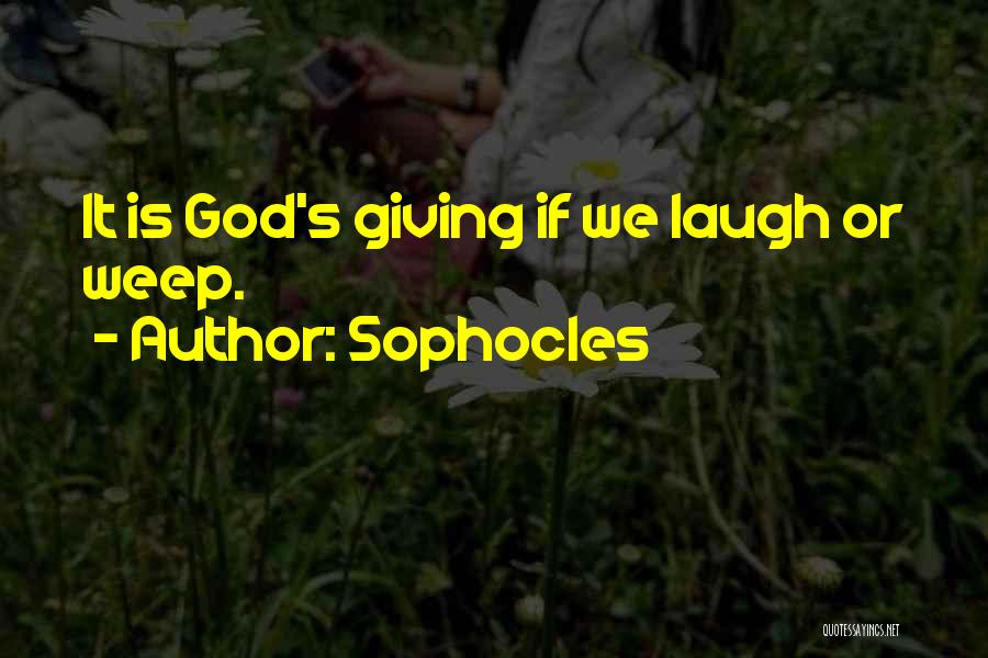Sophocles Quotes 651796