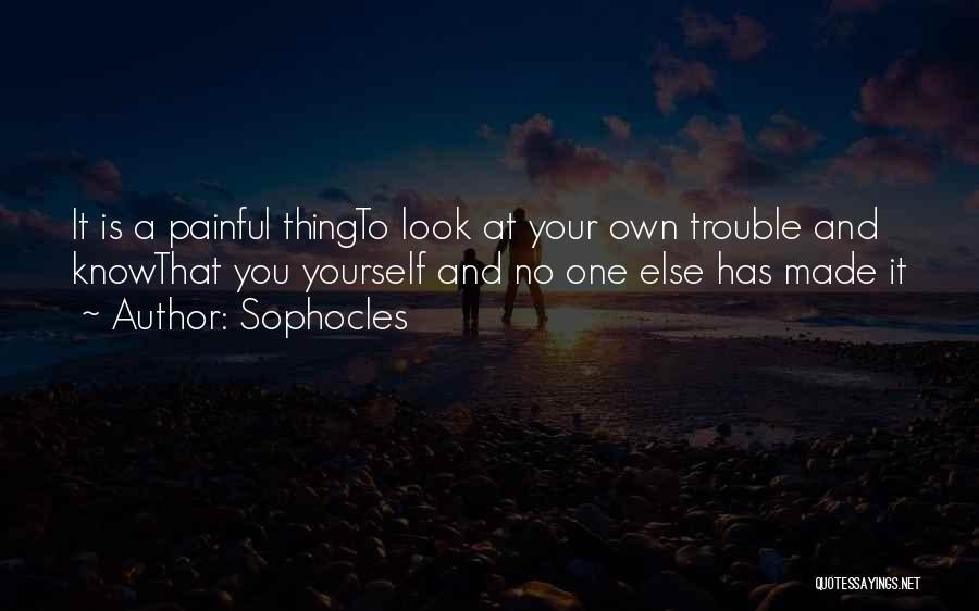 Sophocles Quotes 697143