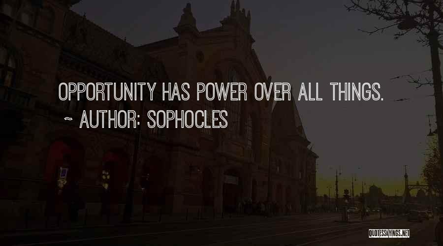 Sophocles Quotes 836967