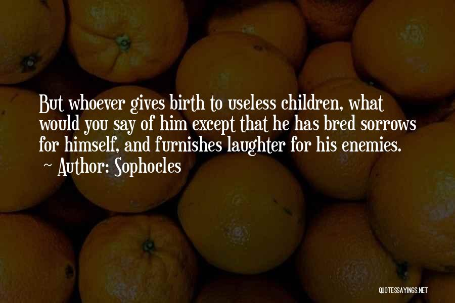 Sophocles Quotes 854385