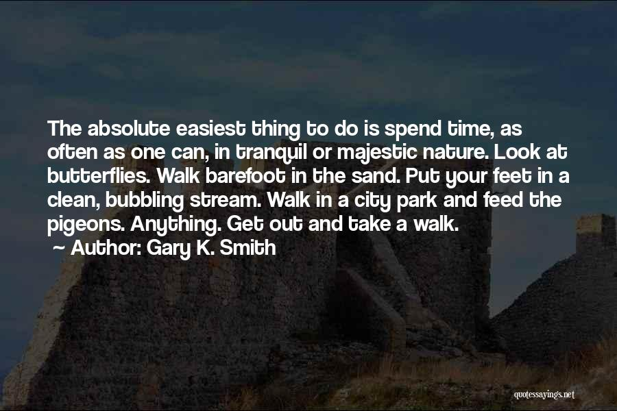 Sorrow And Healing Quotes By Gary K. Smith