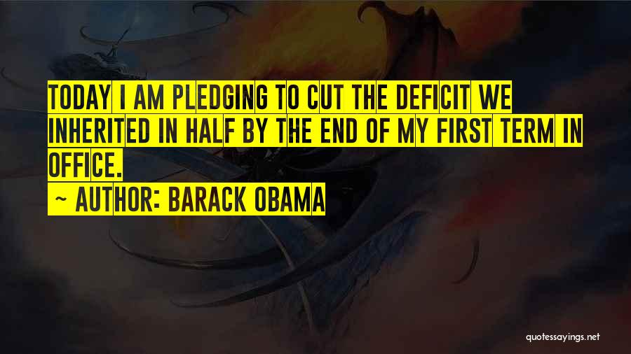 Sorry For Broken Promises Quotes By Barack Obama