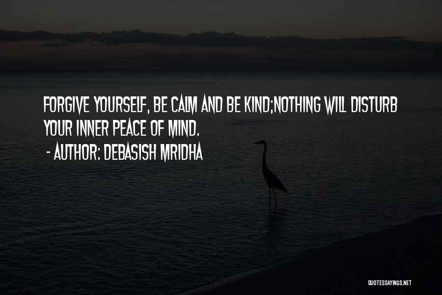 Sorry To Disturb U Quotes By Debasish Mridha