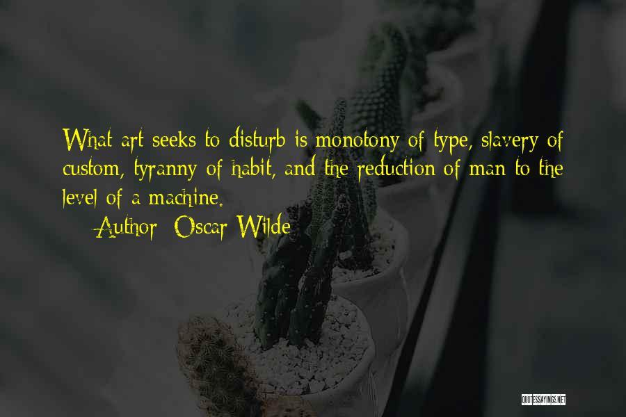 Sorry To Disturb U Quotes By Oscar Wilde