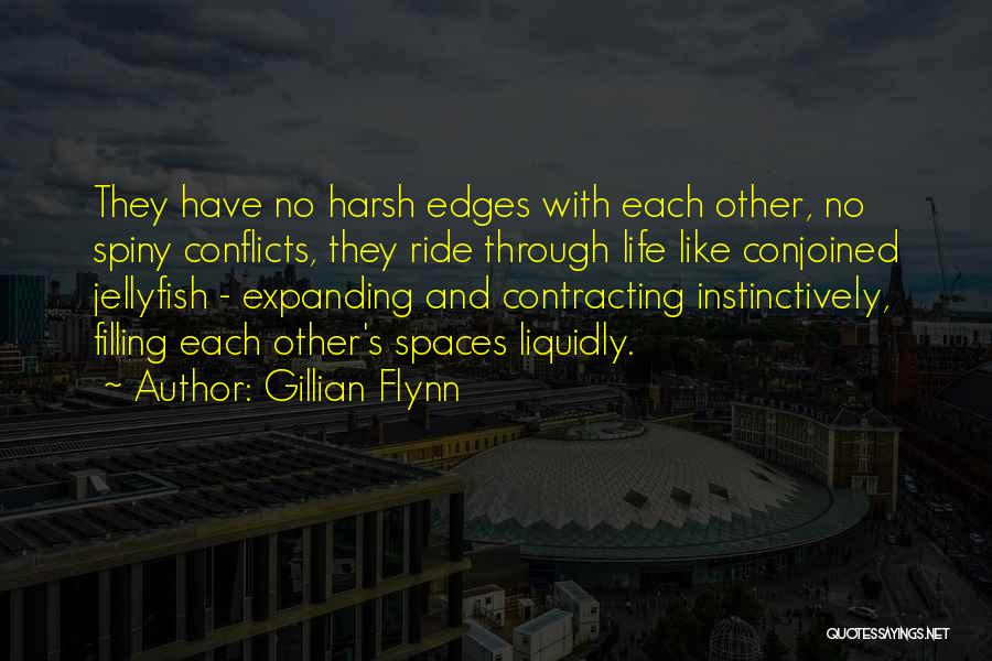 Soul Filling Quotes By Gillian Flynn