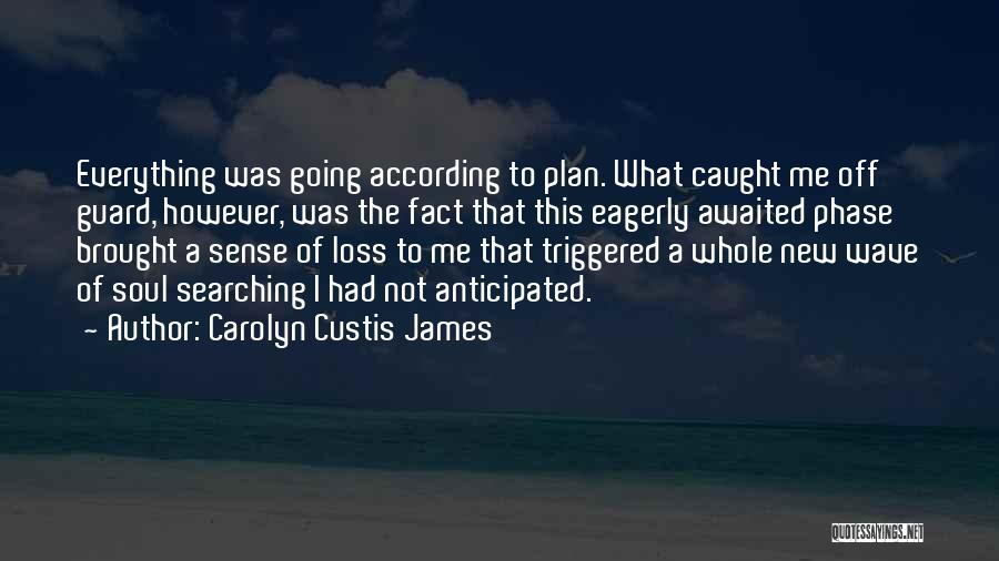 Soul Searching Quotes By Carolyn Custis James