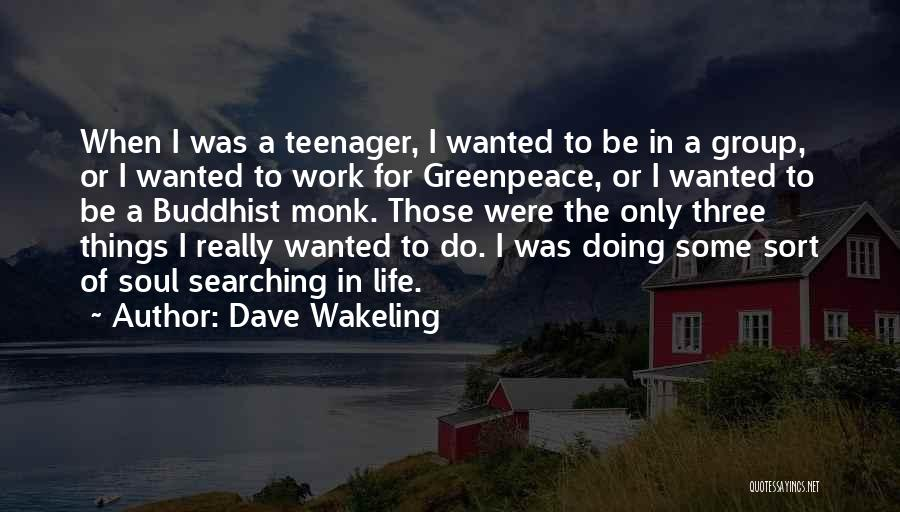 Soul Searching Quotes By Dave Wakeling