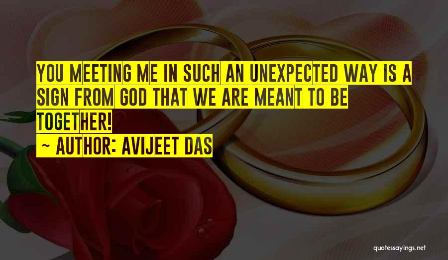Soulmate Love Quotes By Avijeet Das