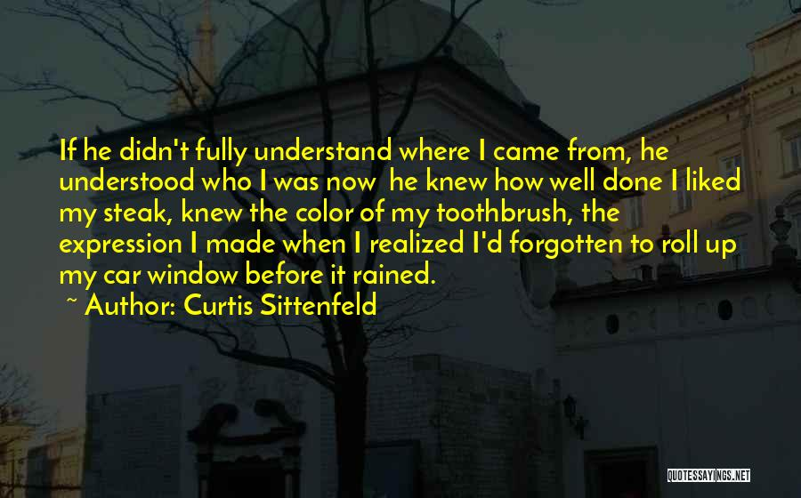 Soulmate Love Quotes By Curtis Sittenfeld