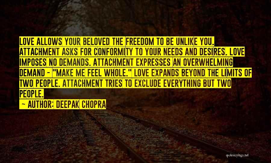 Soulmate Love Quotes By Deepak Chopra