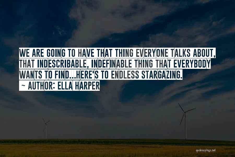Soulmate Love Quotes By Ella Harper