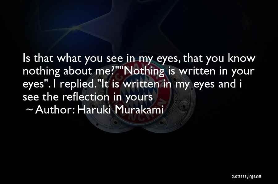 Soulmate Love Quotes By Haruki Murakami