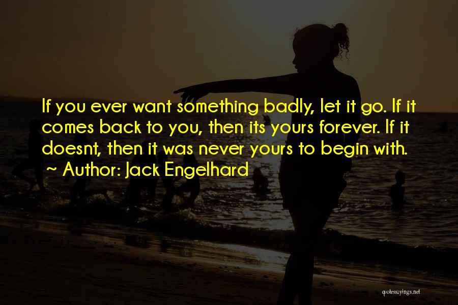 Soulmate Love Quotes By Jack Engelhard