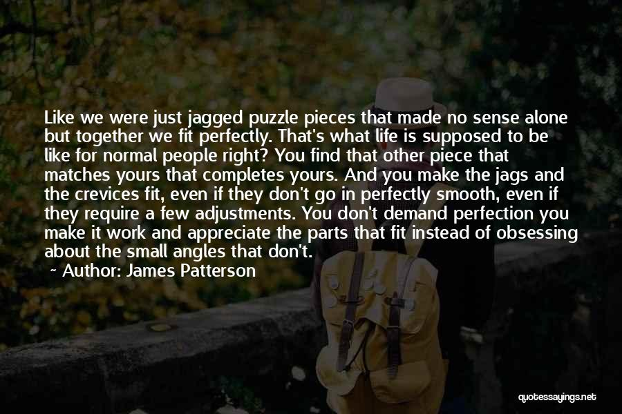 Soulmate Love Quotes By James Patterson