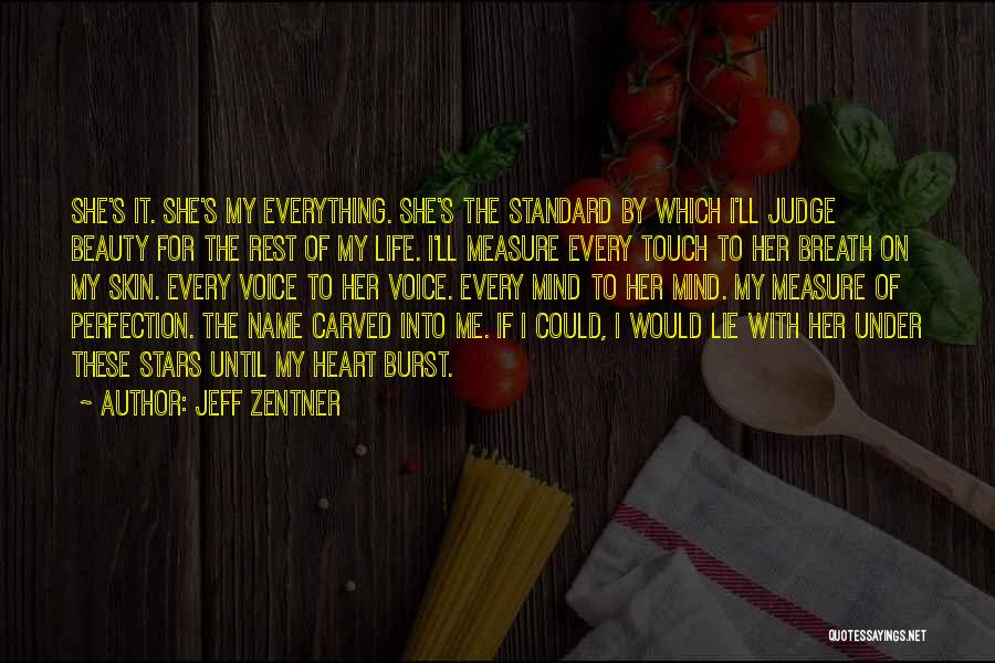 Soulmate Love Quotes By Jeff Zentner
