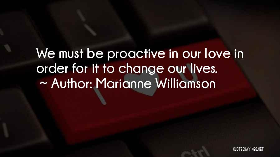Soulmate Love Quotes By Marianne Williamson