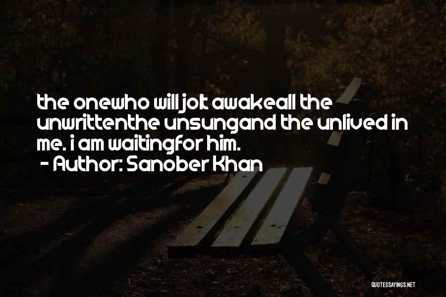 Soulmate Love Quotes By Sanober Khan