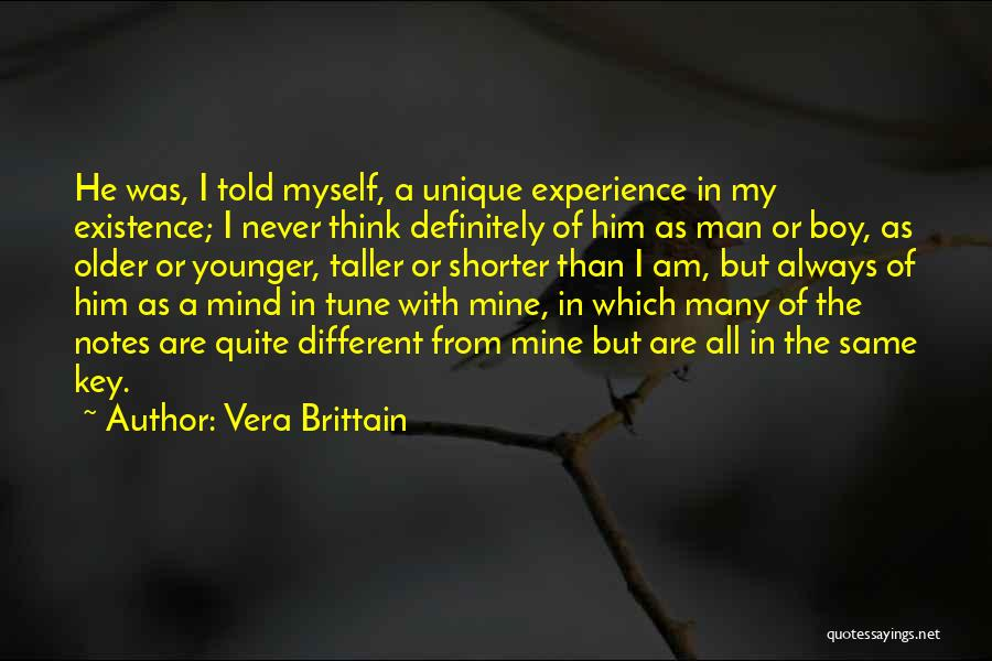 Soulmate Love Quotes By Vera Brittain