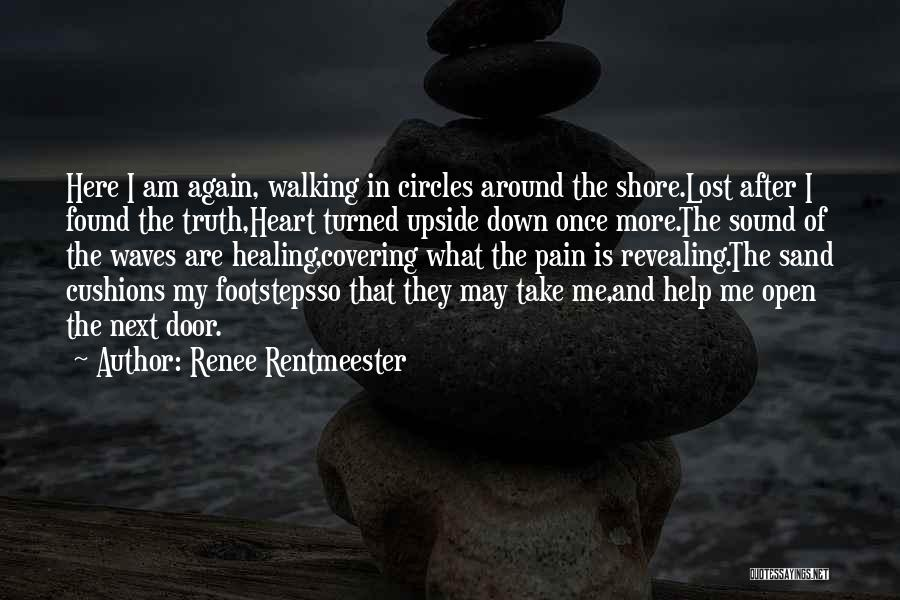 Sound Of Waves Love Quotes By Renee Rentmeester