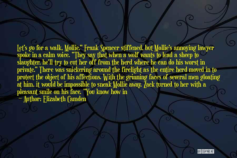 Source Of Insight Quotes By Elizabeth Camden