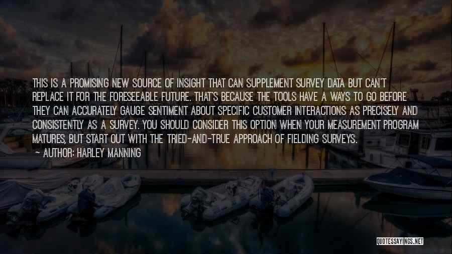 Source Of Insight Quotes By Harley Manning