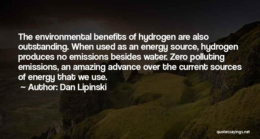 Sources Of Energy Quotes By Dan Lipinski