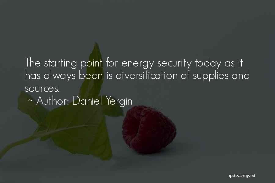 Sources Of Energy Quotes By Daniel Yergin