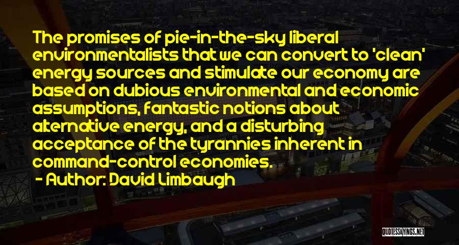 Sources Of Energy Quotes By David Limbaugh