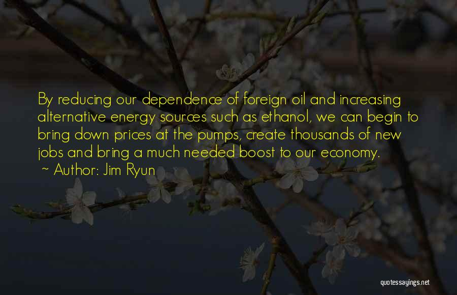 Sources Of Energy Quotes By Jim Ryun