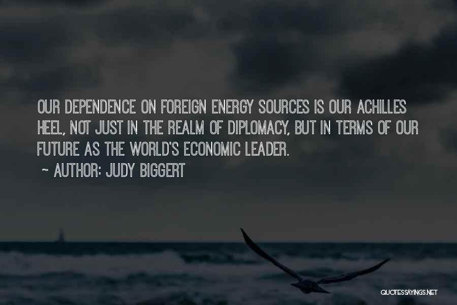 Sources Of Energy Quotes By Judy Biggert