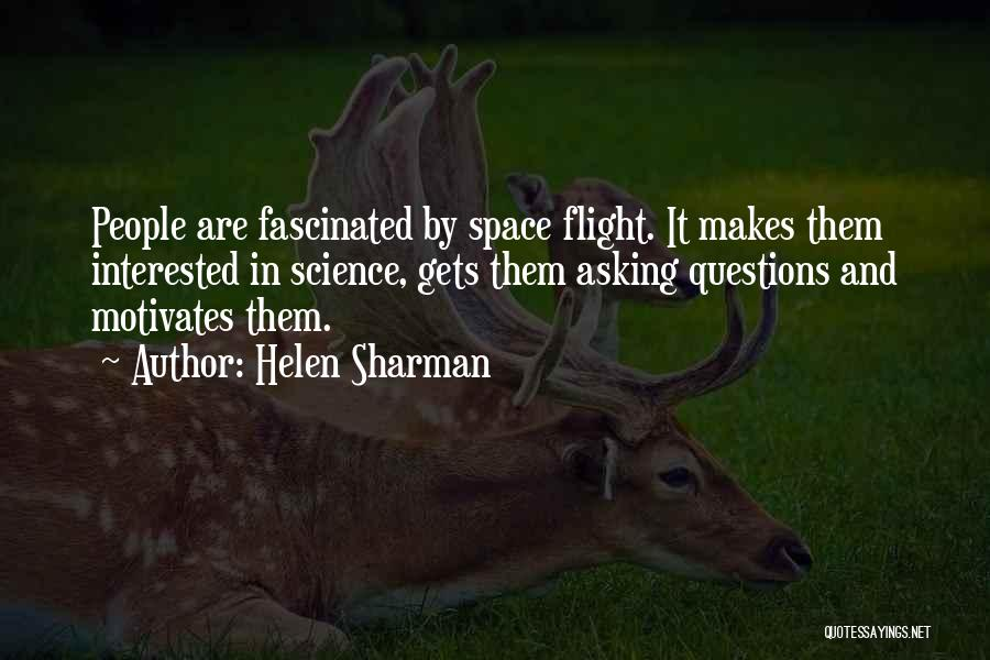 Space And Science Quotes By Helen Sharman