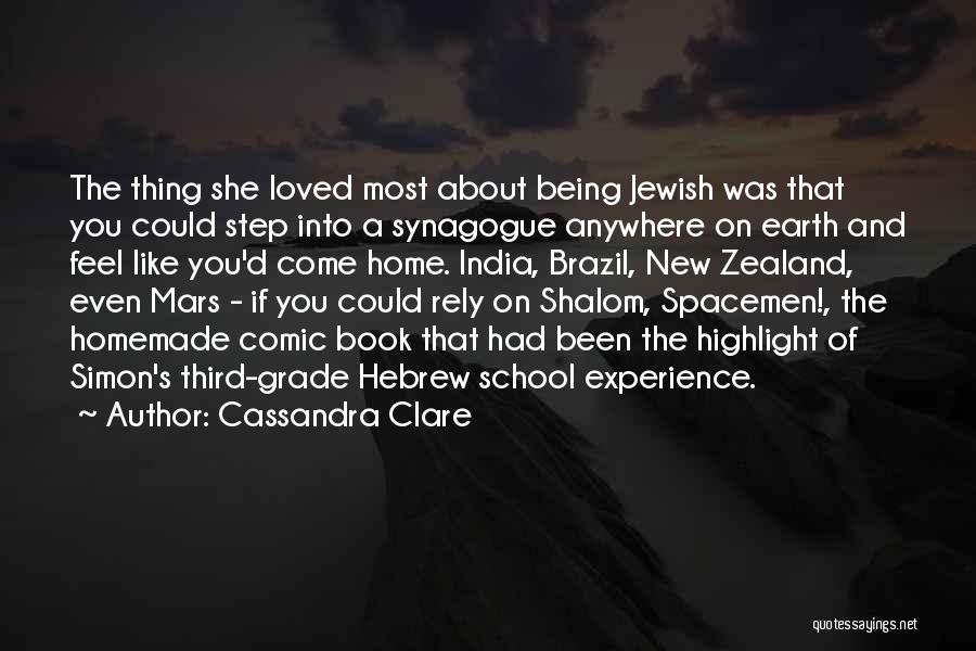Spacemen 3 Quotes By Cassandra Clare