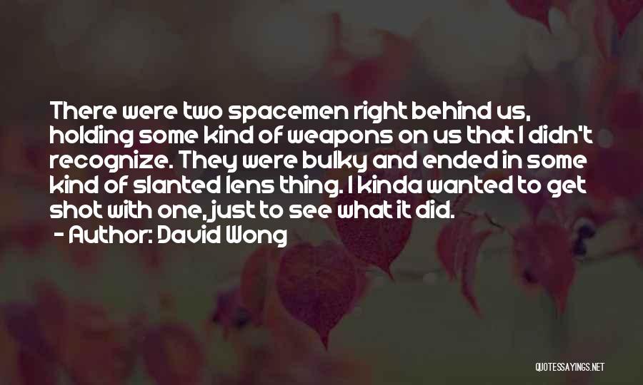 Spacemen 3 Quotes By David Wong