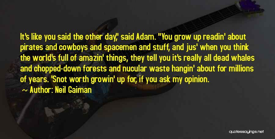 Spacemen 3 Quotes By Neil Gaiman