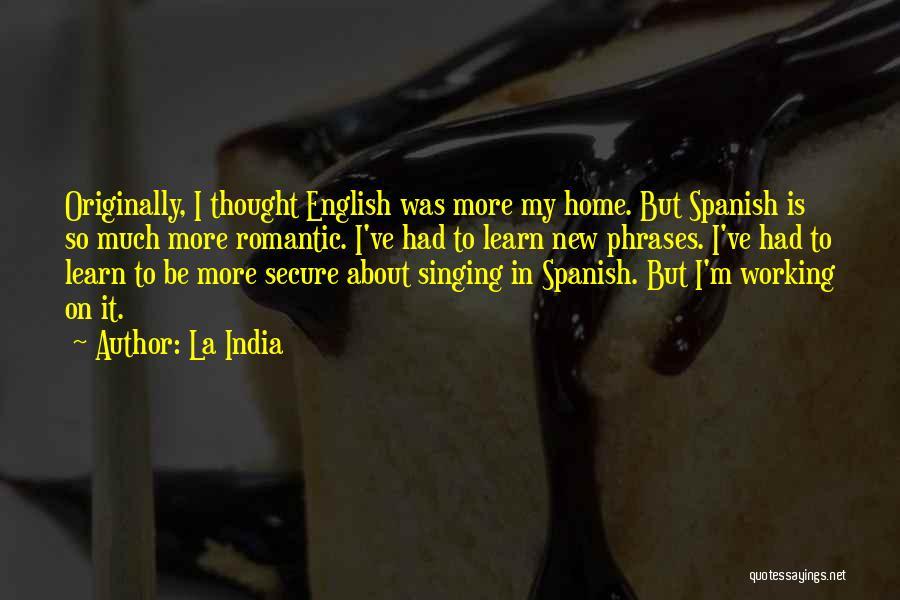 Top 1 Spanish Romantic Phrases Quotes & Sayings