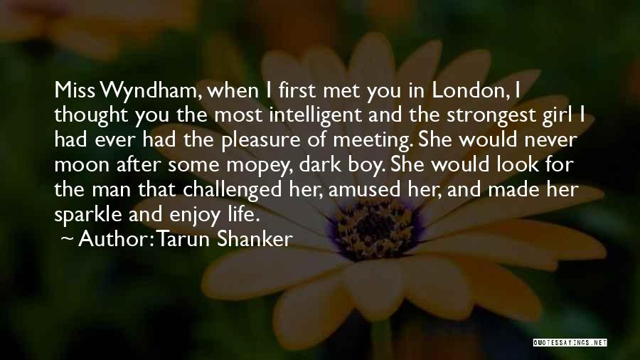 Sparkle In Your Life Quotes By Tarun Shanker