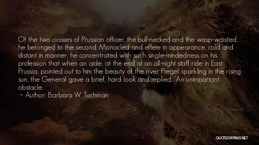 Sparkling Night Quotes By Barbara W. Tuchman